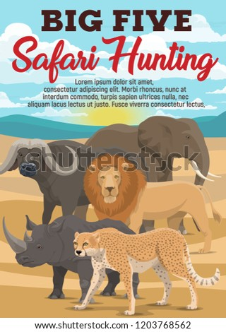 african hunting sport and