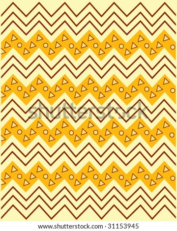 African pattern. Look  through my portfolio to find more images of the same series