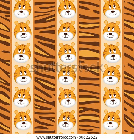 african seamless patterns with