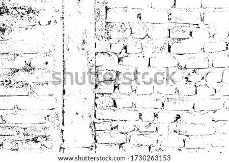 aged ruined city masonry