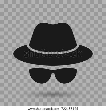 agent icon vector illustration