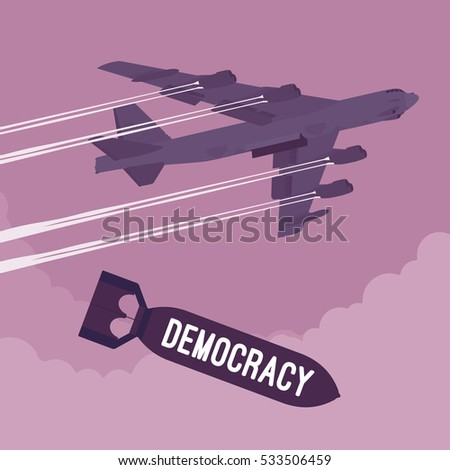 aggressive heavy bomber