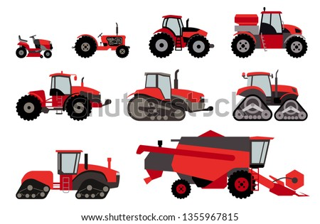 agricultural mechanization flat