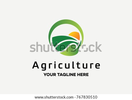 agriculture logo template...