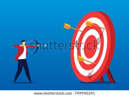 Aim at the target