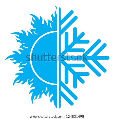 air conditioning icon vector. air conditioning icon vector