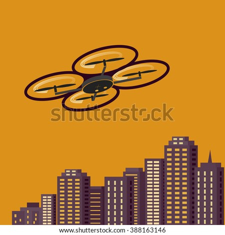 air drones photography