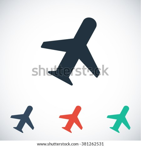 aircraft  icon  aircraft