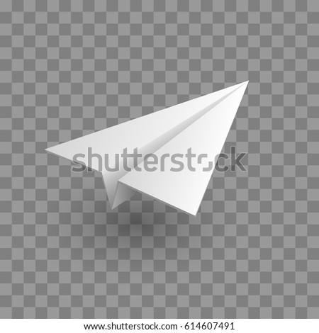Aircraft, icon. Vector illustration