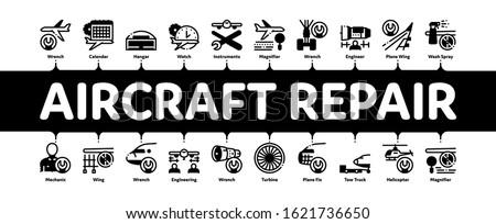 aircraft repair tool minimal