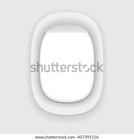 aircraft window plane porthole