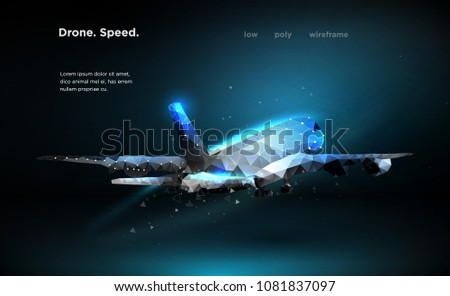 airliner aircraft speed a