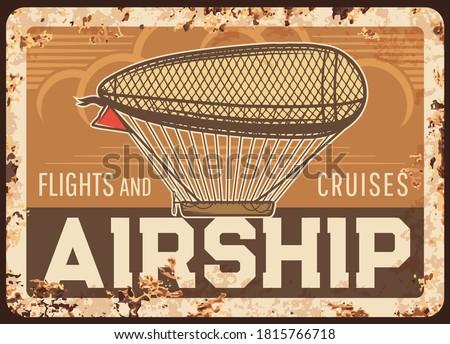 airship flights and cruises