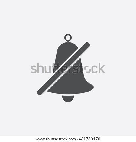 alarm silent icon