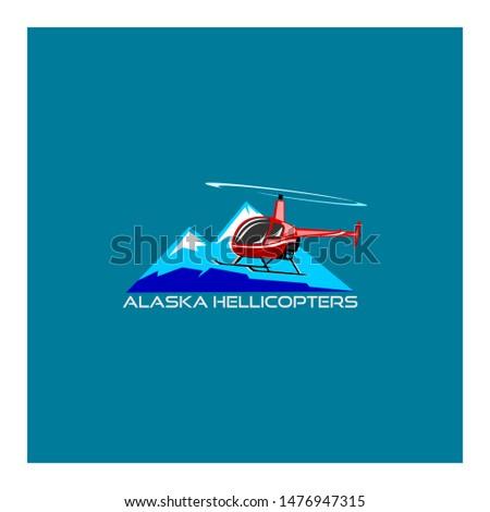 alaska mountain and