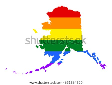 Free Alaska Vector Map And Flags Download Free Vector Art Stock