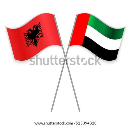 albanian and arabic crossed
