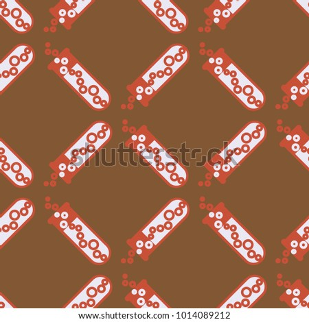 alchemy seamless pattern