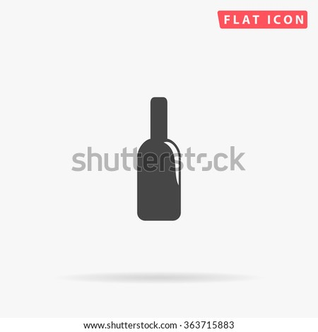 alcohol icon vector alcohol