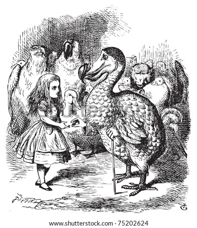 alice and the dodo then they