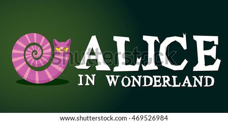 alice in wonderland title