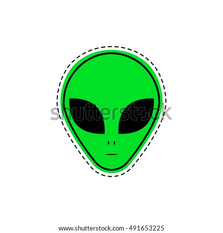 alien patch vector
