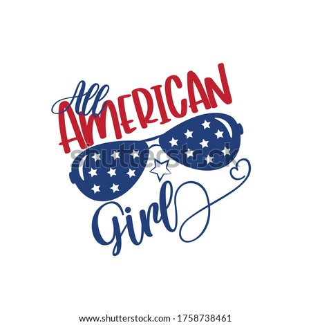 all american girl   happy