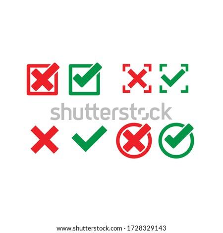 All CHECK list vector symbole Сток-фото ©