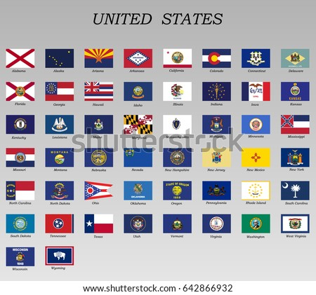 Pictures of the united states flags