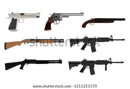 All gun Pack 1