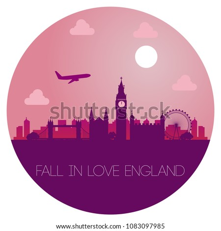 all landmark of england