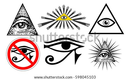 Illuminati Symbol Download Free Vector Art Stock Graphics Images