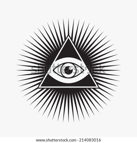 The Mysterious 'All Seeing Eye' - jesus-is-savior.com