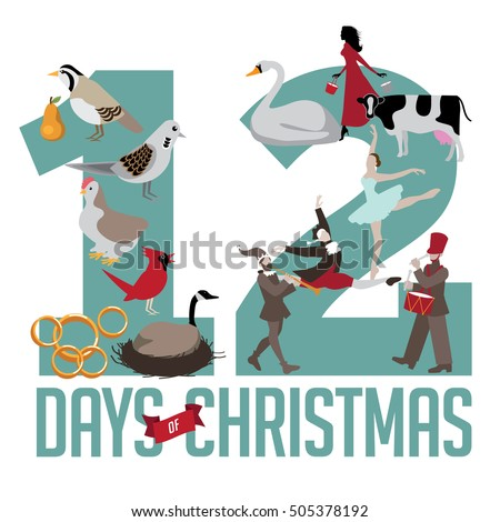 all twelve days of christmas