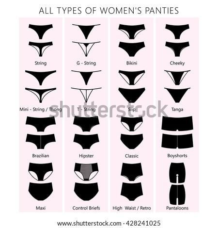 All Types Of Panties 83
