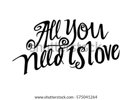 My dearest love calligraphy by abby