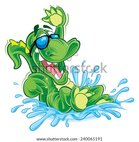 Stock Photo Alligator