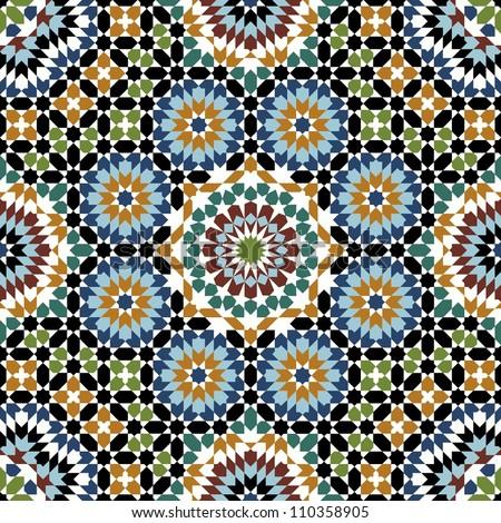 almas stroke pattern