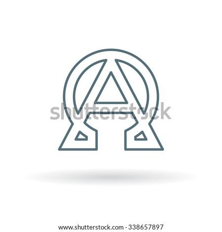 -alpha-and-omega-icon-alpha-and-omega-sign-alpha-and-omega-symbol ...