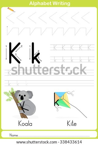 Number Names Worksheets : tracing alphabet worksheets a to z ...
