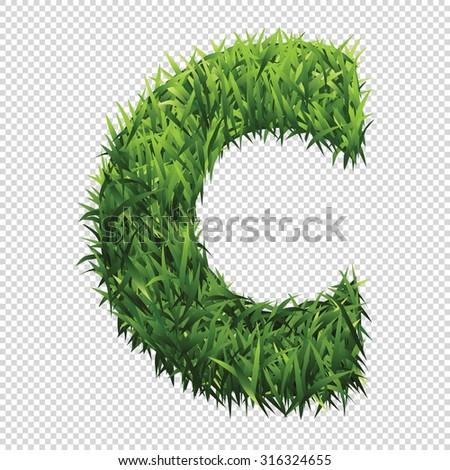 stock-vector-alphabet-c-of-green-grass-a-lawn-alphabet-with-gradient-light-green-to-dark-green