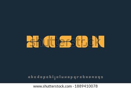 alphabet capital letter a to z font family Stock fotó ©