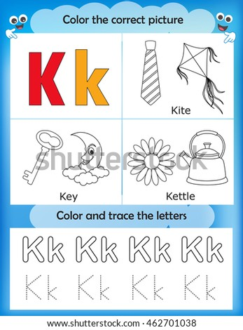 alphabet learning letters