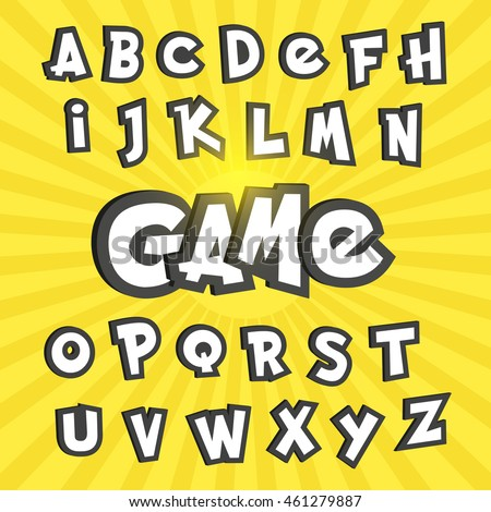 alphabet letters in pokemon go