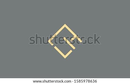 Alphabet letters monogram LH,HL,L and H logo icon  Stock fotó ©
