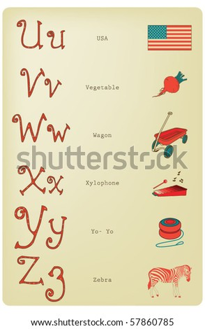Alphabet - See more at my gallery