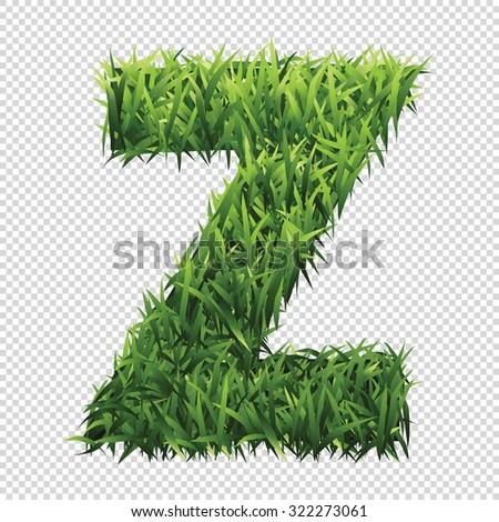 stock-vector-alphabet-z-of-green-grass-a-lawn-alphabet-with-gradient-light-green-to-dark-green
