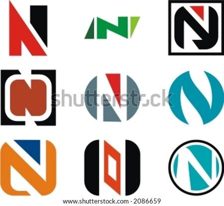 letter a logo designs. Logo Design Concepts.