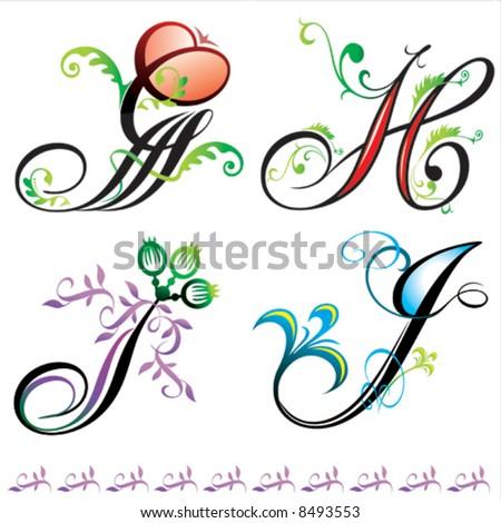 z alphabet designs  alphabets elements design - series
