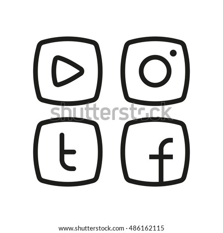 alternative social media icon